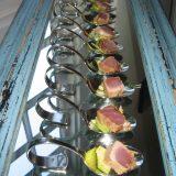 Tuna spoons