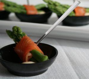Asparagus Salmon
