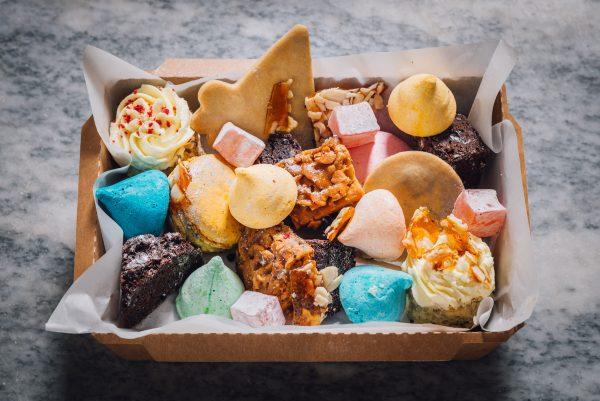 A selection of sweet frivolities