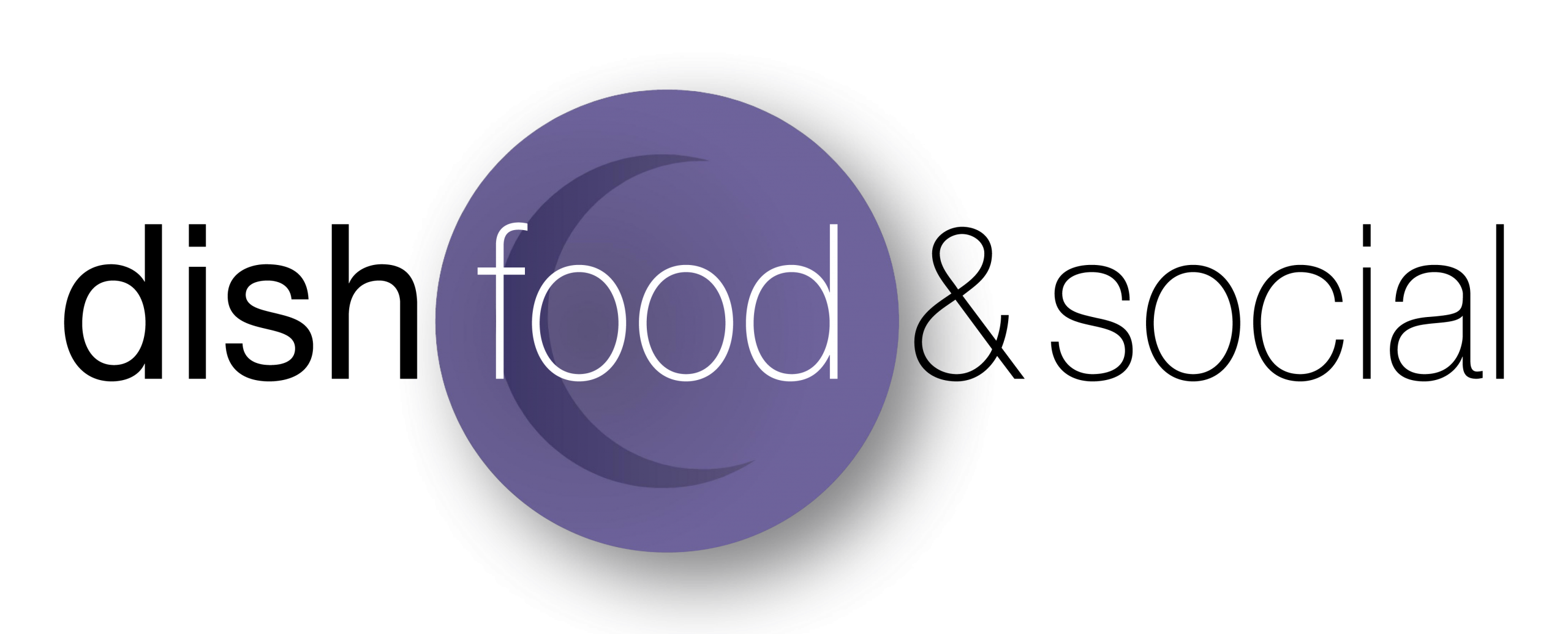 Dish Food Logo